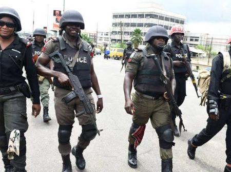 Tragic: police officers were caught on live camera killing innocent protesters in Surulere (video)