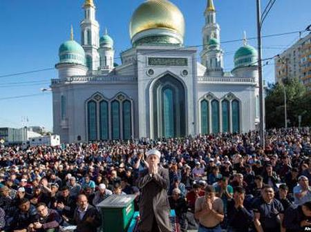 Muslims Have Been Banned To Marry Non-Muslims In Russia