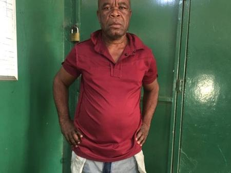 See What A 53 Years Old Man Did To A Newly Married Neigbhour That Is Making People To React (Photos)