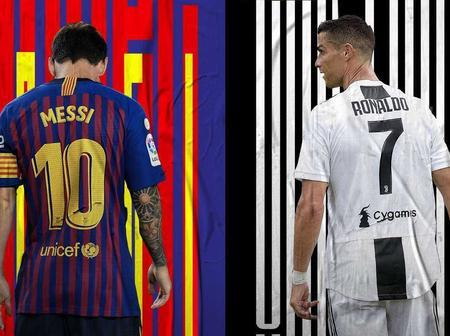 Cristiano Ronaldo vs Lionel Messi 2021; Who is the GOAT in Football?