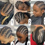 Show-stopping Ghana Weaving Hairstyles For Beauty Godesses