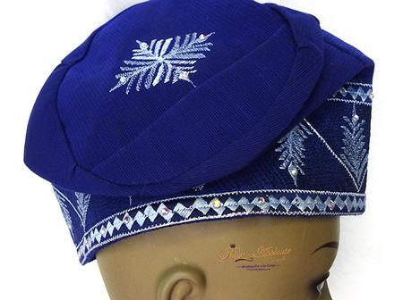 23 Traditional Cap Designs You Should Use For Your Native Wears
