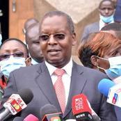 Amos Kimunya Reveals Individuals Responsible For ODM, Jubilee Wrangles