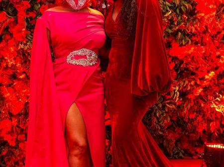 Mo Abudu, Rita Dominic dazzles in new photo