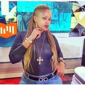 Kamene Goro Of Kiss 100 Finally Reveals That She Is Ready For a Serious Relationship