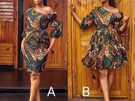 Latest Ankara Styles For Classic Ladies