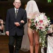 Brides Who Took Their Wedding Gowns Too Far, See Inside Pics