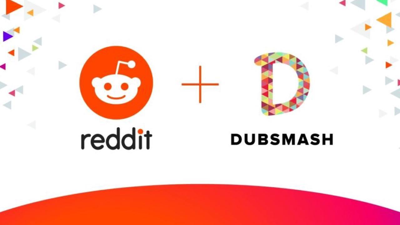 Reddit acquiert le rival de TikTok, Dubsmash