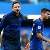 Big boost for Frank Lampard ahead of Chelsea's crucial premier league match against Spurs.