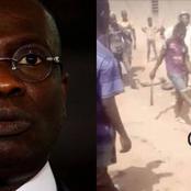 Violences électorales : 5 des individus jouant au foot avec la tête d'une victime ont été arrêtés