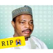 Death Has Taken Away Ex Nigerian Military Governor, Check Out His Name And Cause Of His Death