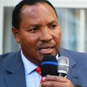 Why Ex Kiambu Governor Feredinard Waititu Might Be Broke