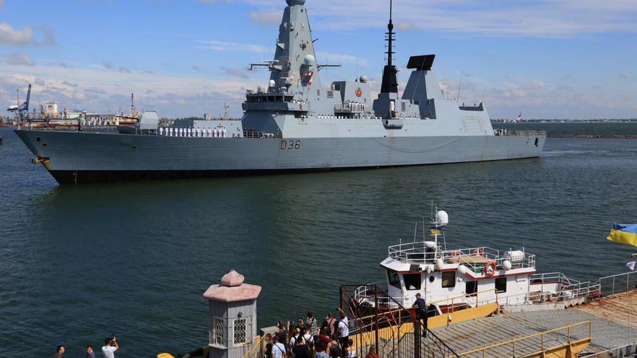 Analysis: Smoke and mirrors over Russia's skirmish with a UK warship near Crimea