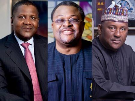 Forbes 2021; Checkout The Nigerians Who Made The List of The Top Ten African Billionares