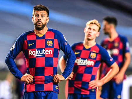 Massive Clear Out: Barcelona to Sell 4 Of Their Longest Serving Players