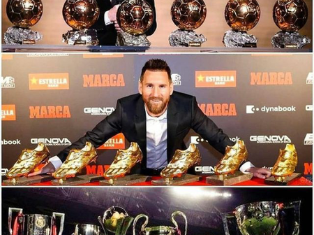 Four impressive records Messi holds at FC Barcelona.