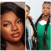 Ex BBNaija Housemate, Dorathy Stuns With Her Sister Today, Rock The Same Hairstyle