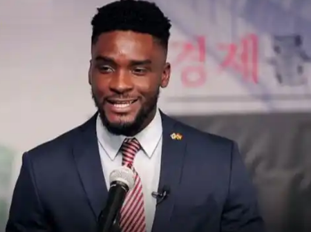 Meet The Ghanaian Actor That's Taking Over The Korean Movie Industry In South Korea