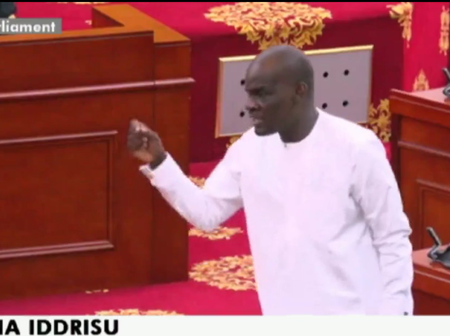 You Will Need Us Moving Forward – Haruna Iddrisu Sends Strong Caution To NPP Group in Parliament