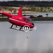 When You Trust Your Experience and Expertise: Look How the Pilot Lands this Plane