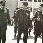 38 صورة توثق مراحل مختلفة من حياة حسنى مبارك طوال شغله مناصبه الرسمية وصولا لمنصب رئيس الجمهورية!