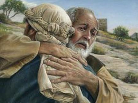 The Father's Love;The Return of the Prodigal Son.