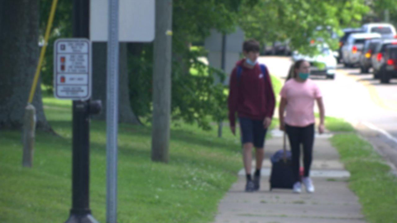 Williamson County parents upset over mask mandate in schools