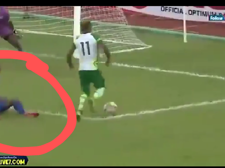 See why people are talking about Samuel Chukwueze wonder goal against Sierra Leone (Video)