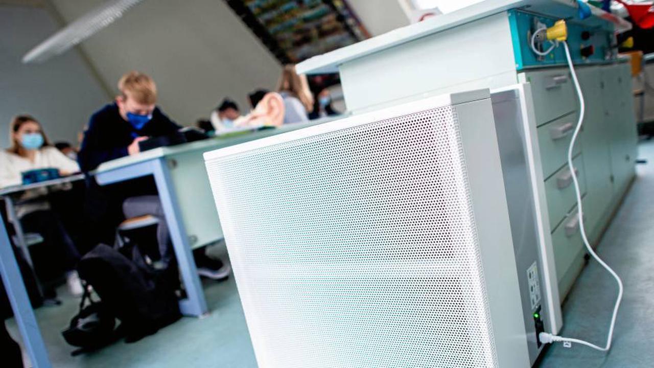 Kita und Schule: Geld für Luftfilter, Stadt Bochum skeptisch