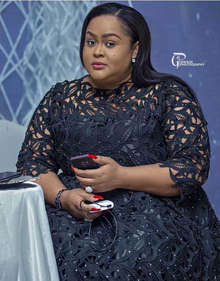 72eca6759f42f81c5adbab7abc025aa9?quality=uhq&resize=720 - After 19-years in the industry: See how God has transformed Emelia Brobbey and Vivian Jill (Photos)