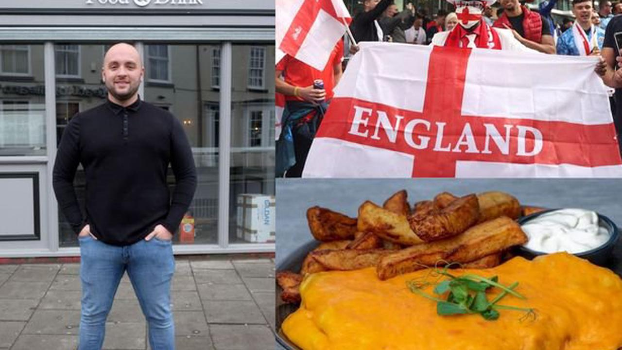Reality sets in for bar owner who pledged 2,000 free parmos if England win the Euros