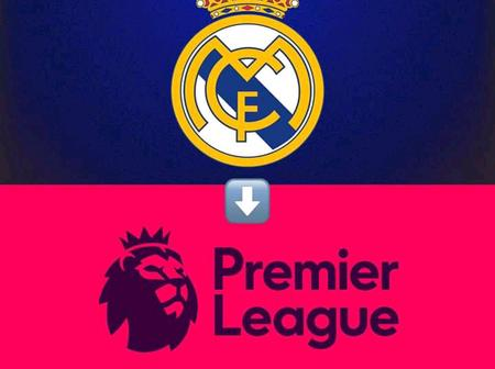 Real Madrid star set to make Premier League move in January