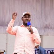 Junet Indirectly Reveals Raila's 2022 Presidential Plan While Pleading With Joho