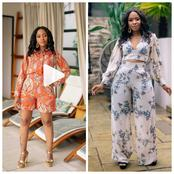 Scandal actress reveals that she is enjoying her summer looks before winter. See pictures