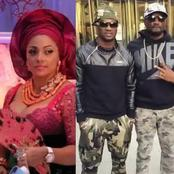 Peter Okoye reacts after people said he was hated for choosing his wife over his brothers