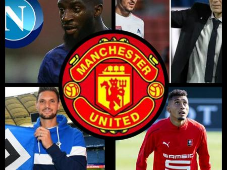 UPDATE: New Star To Undergo His Medicals Tomorrow For Man U After A Deal, Check Out Other Transfer News