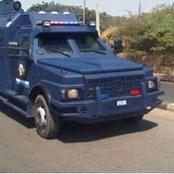 Armed Robbers Attacked Bullion Van, Killed A Policeman And A Passenger In Delta State