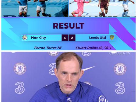3 mistakes Pep Guardiola did against Leeds United that can affect Chelsea if care is not taken