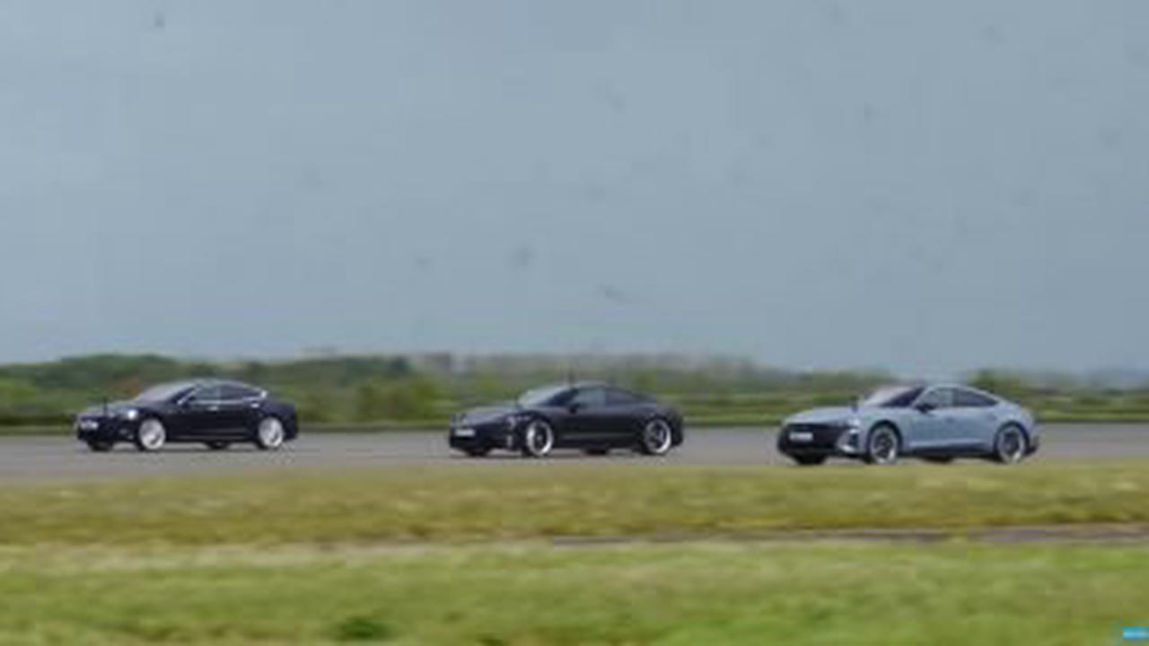 Essai Auto. Audi e-tron GT: pur sommet en électrique, mais…