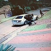 Be on the look out for a white BMW hijackers, they followed the victim home from Park Meadows.