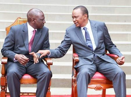 Battle For Coast? Ruto Holds Parallel Meeting With These Coastal Leaders as Uhuru Met Coast Governors