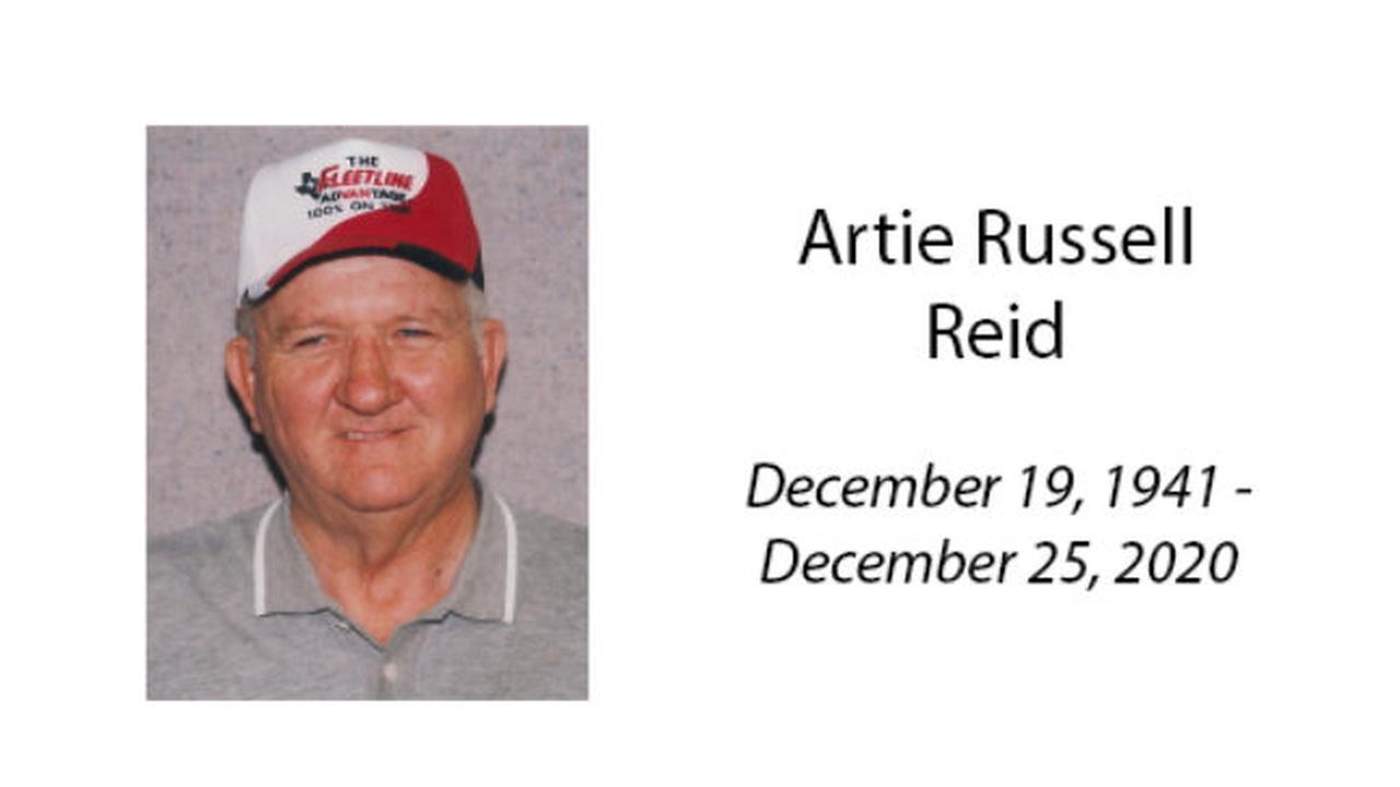 Artie Russell Reid