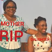 Tears Flow As Death Has Taken The Mother Of A Prominent Nigerian