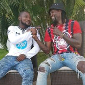 Watch Video Of Adebayor Surprised Funny Face At The Hospital.