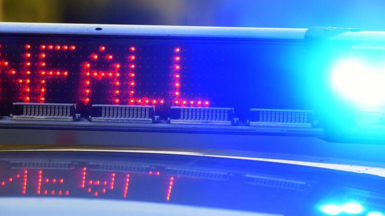 Toter bei Unfall nahe Flughafen - Saarbrücken