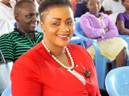 See Hon. Cate Waruguru's Beautiful Photos Without A Wig