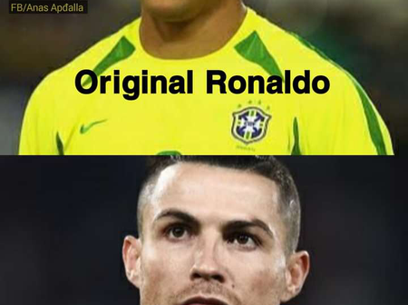 Check out what he posted about Cristiano Ronaldo and De lima, that stirred up reactions