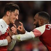 Alexandre Laccazette Emotional Message To Mesut Ozil After His Arsenal Exit