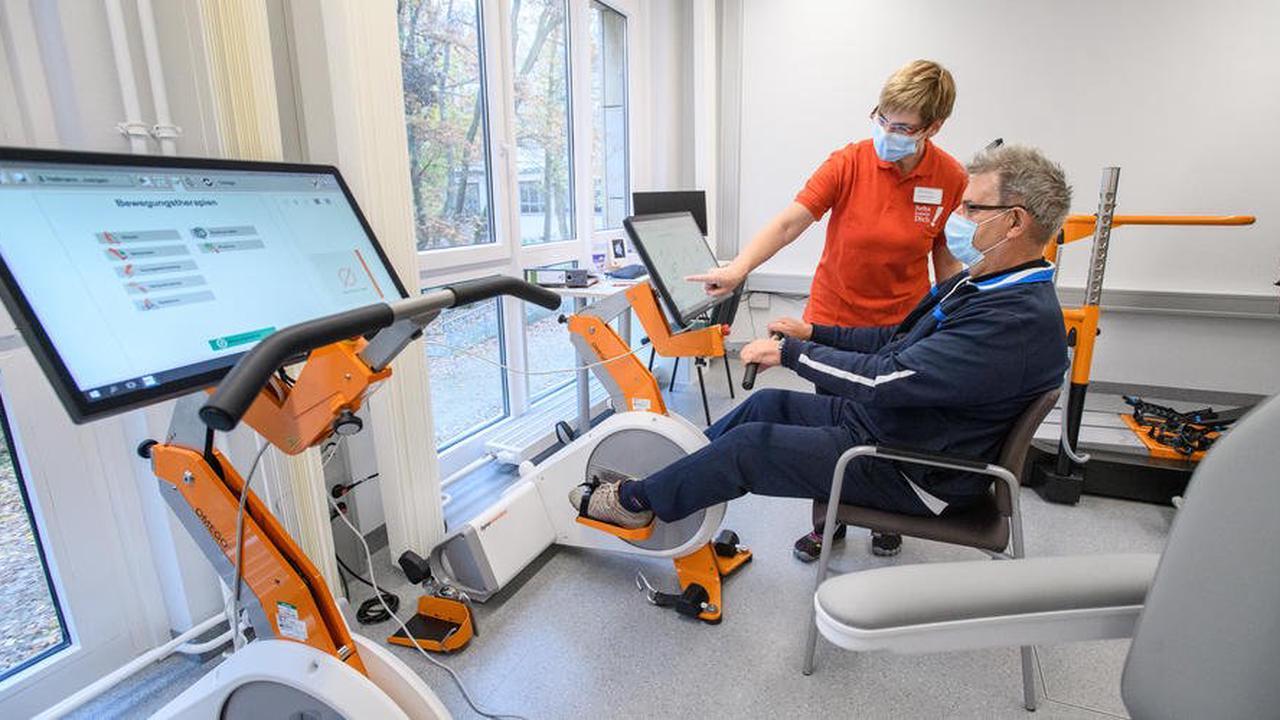 Long-Covid-Syndrom fordert Klinik Wolletzsee heraus