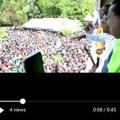 [VIDEO] New Dawn As Large Turnout To Celebrate ANC Win In Matungu At Nabulindo's Home